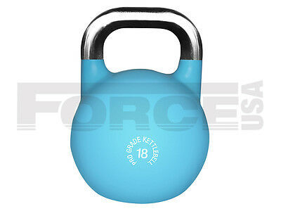 Brand New Force Usa Pro Grade Competition Kettlebell - 18 Kg