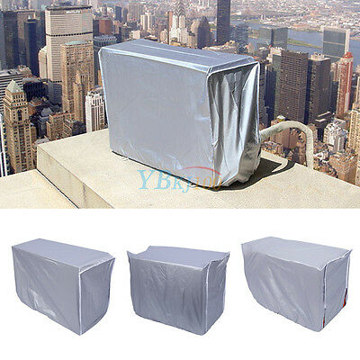 Outdoor Washable Anti-Dust Air Conditioner Cover Waterproof Outside Protection