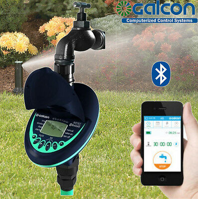 Galcon Tap Timer One Outlet Digital Bluetooth Irrigation Controller 20 - 25mm