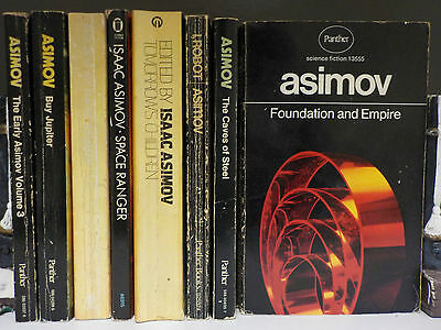 Isaac Asimov - 8 Books Collection! (ID:42730)