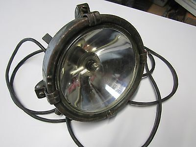 Austin Champ, Military Vehicle Mounted Search Light. 8""