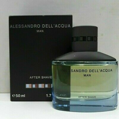 Alessandro Dell'acqua Men Dopobarba 50Ml