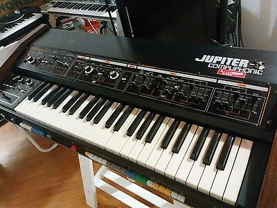 Roland Jupiter 4 RevD 1979 - Excellent Condition - Serviced - Worldwide Shipment