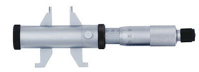 "Fowler 52-275-005-0 Inside Micrometer with Calipers, 0.2""-2.2"" Measuring Range,"