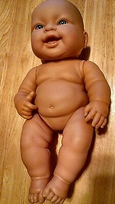 Berenguer chubby baby doll with teeth