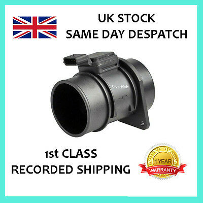 For Vauxhall Opel Vivaro 2.0 2.5 Cdti X83 (2003-2015) Mass Air Flow Meter Sensor