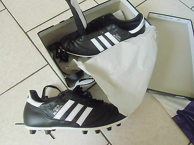 Chaussures Football Copa Mundial Adidas -  Pointure 42 2/3 Ref 015110 -Neuves