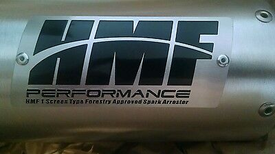 Hmf Performance Series Can Am Outlander 800 Max 014243606077 08-11 New Can-Am