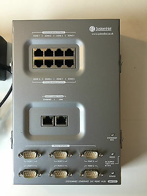 System Line  Six Port Hub (SM1211) Excellent condition!!