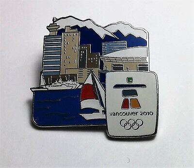 Vancouver 2010 Olympic  Lapel Pin/Hat Pins