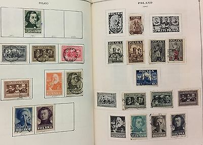 Poland 1947 Lot Of 21 V. Mlh* & Used For Description Look At The Picture Spl