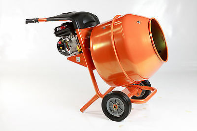 Pd Pro Petrol **3Hp** Cement/concrete Mixer With Stand Professional Grade