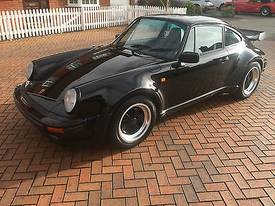 Porsche 911 930 Turbo 1984 Coupe This Car Now Sold