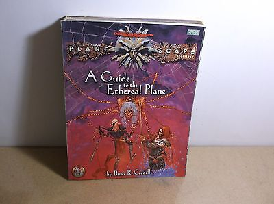 A4    TSR Planescape a Guide to the Ethereal Plane  by Bruce R. Cordell 2633