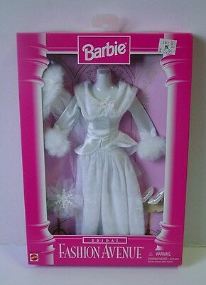 1996 Barbie Outfit ~  Fashion Avenue Bridal ~  NEW in Box