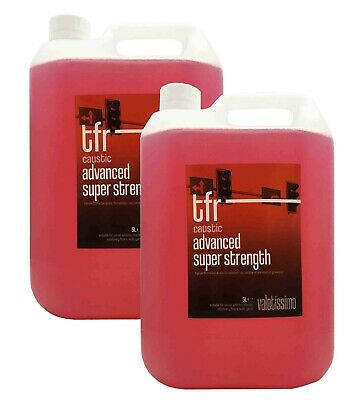 XTREME TRAFFIC FILM REMOVER TFR 400:1 CONCENTRATE CLEANER 2 x 5L (10L)