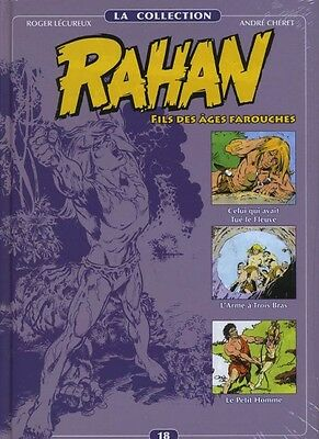 RAHAN La Collection, Fils des Ages Farouches - ALTAYA - Tome 17 - NEUF