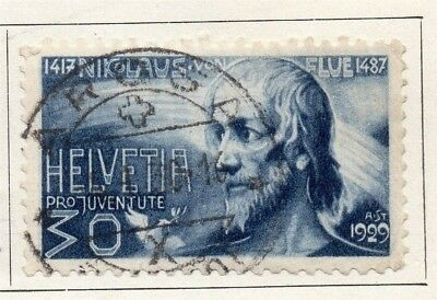 Switzerland 1929 Early Issue Fine Used 30c. 127758