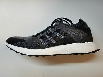 new product 21fe5 5e9c7 Adidas Ultra Boost Eqt Support Black Sneakers Pk Continental Originals  Bb1241