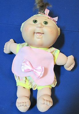 Cabbage Patch Kid 12 Inches with Bean Bag Butt – Very Good Condition - PlayAlong