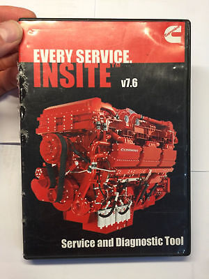 Every Service for Cummins InSite v7.6 FULL PACK + SP5 Update +VIDEO Installation