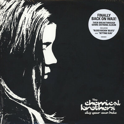 Chemical Brothers - Dig Your Own Hole (Vinyl 2LP - 1997 - US - Reissue)