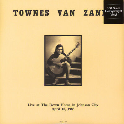 Townes Van Zandt - Live at The Down Home in Jo (Vinyl LP - 2017 - EU - Original)