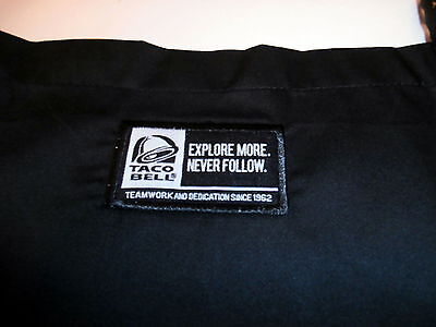 Taco Bell Explore More Never Follow Workers Apron