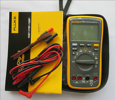 Newest!! FLUKE Digital Multimeter 17B+ F17B+ replace Fluke