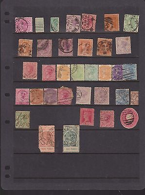South Australia Victoria State Stamp Collection J-890