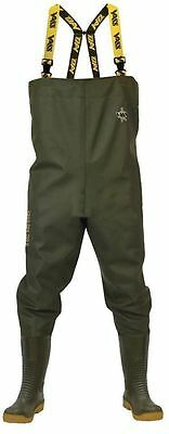 Vass 700E Nova PVC Heavy Duty Chest Waders