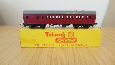 B229: Triang ' TT '  Gauge T81 Surburban Brake 2nd Coach  (VGC & Boxed)
