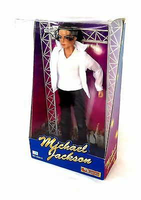 "Michael Jackson ""Street Life"" Doll (1997) Original Packaging-Black or White Outf"