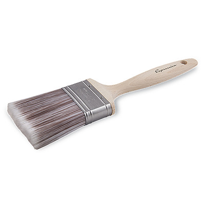 "3"" Hamilton Expression Next Generation Synthetic Bristle Flat Paint Brush"