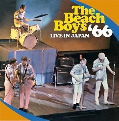 VINYL LP - Live in Japan '66 * by The Beach Boys - NEW & SEALED