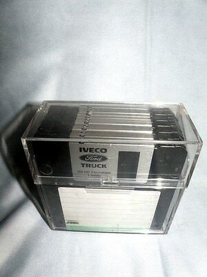 """3.5"""" DS-HD FORMATTED BLACK FLOPPY DISK, 1.44Mb - box of 12"""