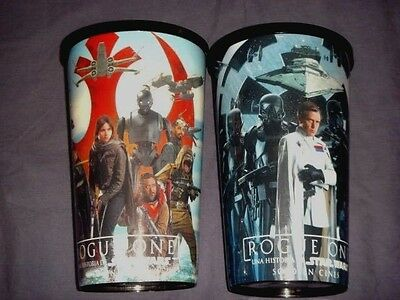 Star Wars: Rogue One Mexico Movie Theater Exclusive Cup CINEPOLIS
