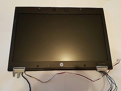 "Hp Elitebook 8440P Rear Lid + 14"" Led Lcd Screen  (Complete Unit) 594087-001"