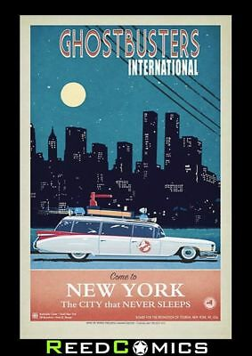 GHOSTBUSTERS INTERNATIONAL VOLUME 2 GRAPHIC NOVEL New Paperback Collects #6-11