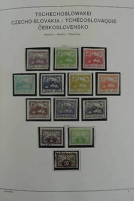 Lot 26775 Collection stamps of Czechoslovakia 1918-1989.