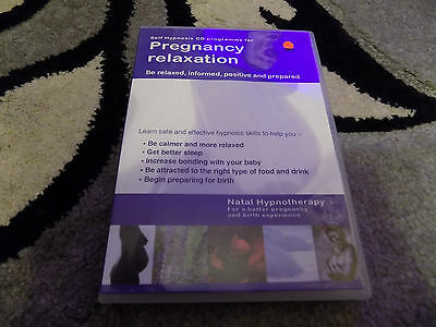 Self Hypnosis Audio CD Pregnancy Relaxation