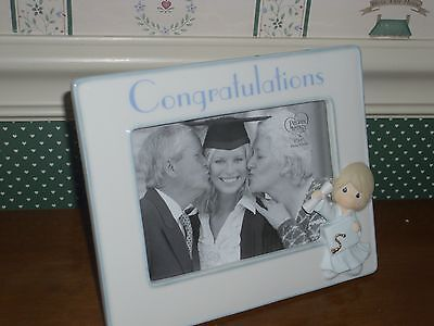 Precious Moments- Graduation Photo Frame-New