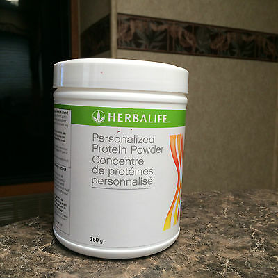Herbalife Personalized  Protein Powder Free Shipping