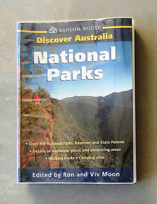 DISCOVER AUSTRALIA NATIONAL PARKS - Travel Directory Touring Road Map Holiday
