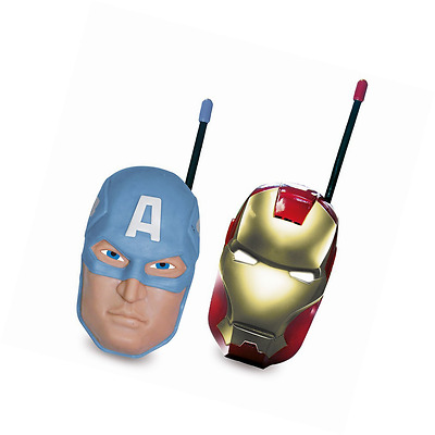 avengers walkie talkies picclick uk. Black Bedroom Furniture Sets. Home Design Ideas