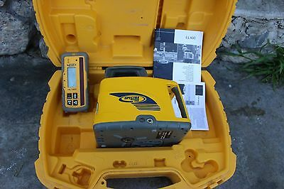 Spectra Precision Laser LL400 Automatic Self-leveling Laser Level