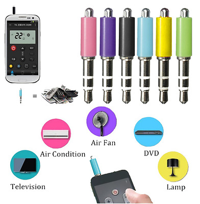 Pocket Mini Smart IR Android & iPhone APP Remote Control For Air Conditioner UK