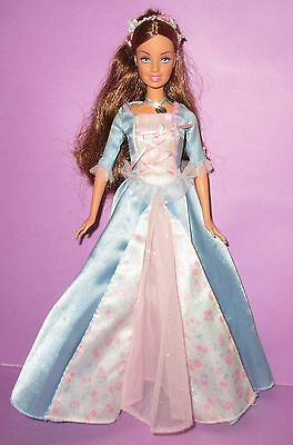 Barbie Princess and the Pauper Erica Erika Cat Fashion Dress Singing Doll Lot!