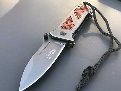 TAC FORCE Quality HEAVY DUTY Military Grade Spring Assisted Tactical Knife