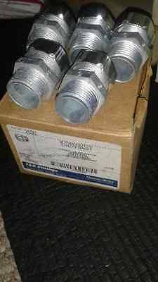 LOT OF 5  T&B  2530 Liquidtight Strain Relief Cord Connector; 3/4 Inch Threaded